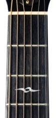 rosewood guitar fretboard