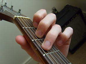 photo of C major chord