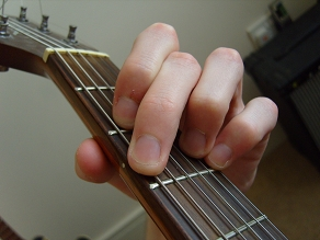 photo of G major variation
