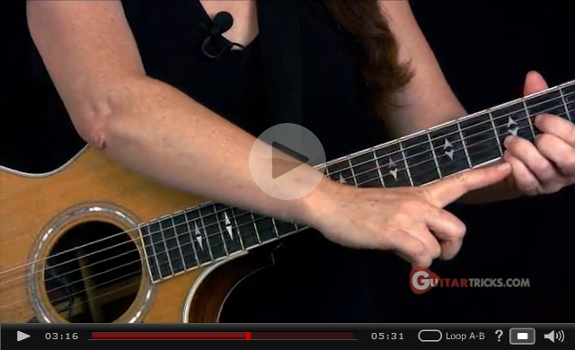 link to video on how to use suspended chords