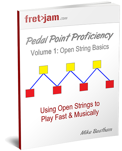 Pedal Point Proficiency - Volume 1