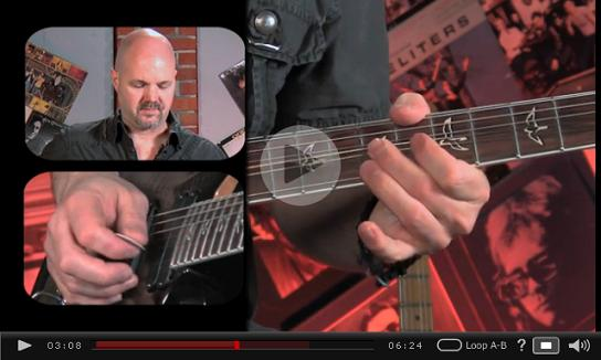 link to video on how to use string bends to convey emotion