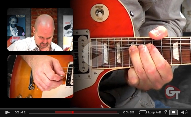 extreme bends in scales video lesson