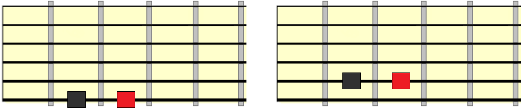 locrian root connection to major scale