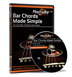Bar Chords Made Simple