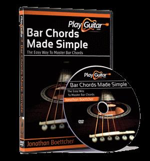 Bar Chords Made Simple