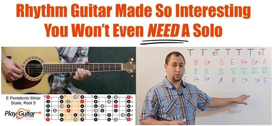 Dynamic Rhythm Guitar preview