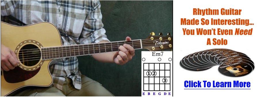 Dynamic Rhythm Guitar