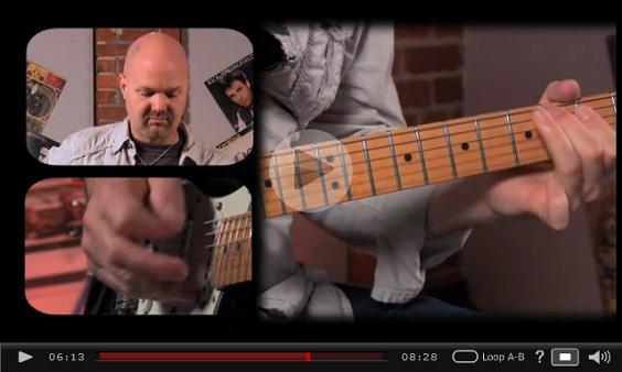 money riff guitar