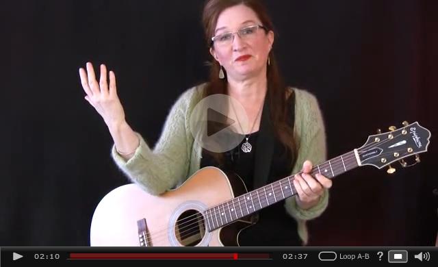 looping beginner guitar tip video