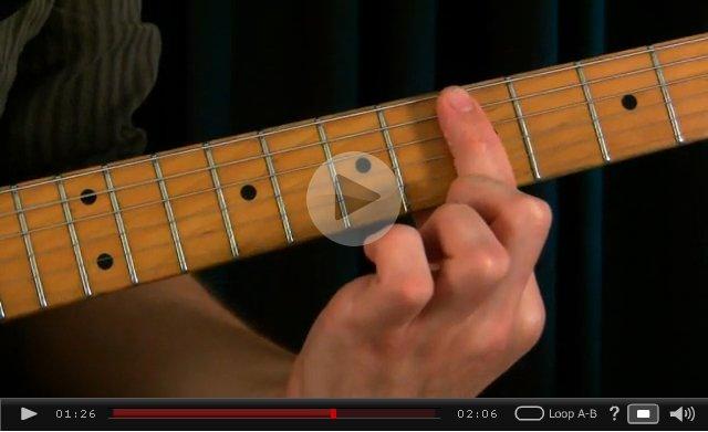 open tuning video screenshot