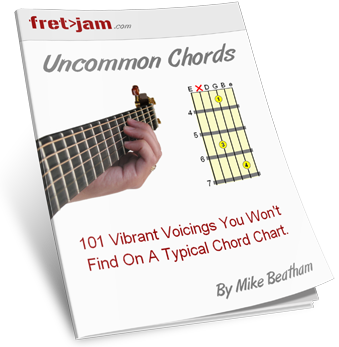 Uncommon Chords Book
